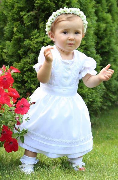 Taufdirndl Baby Dirndl - Taufe in Tracht A Gwond vom Land