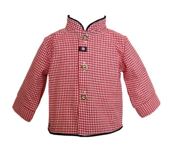 Trachtenhemd Baby Gerald - Babygewand - Carlina