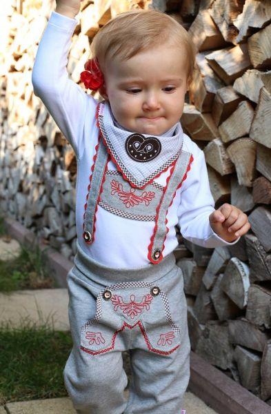 Trachtenbody Baby Tracht Tirol - P. Eisenherz